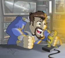 """'Mech Arena Announcer"" Ringtones / MP3's"