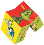 Dr. Seuss Character Cube
