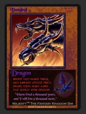 Vendral The Two-Headed Dragon