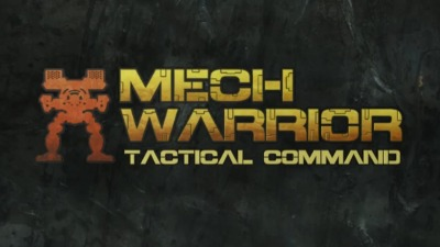 Mechwarrior Tactical Command - iPad (2013)