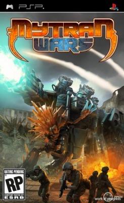 Mytran Wars - Sony PSP (2009)