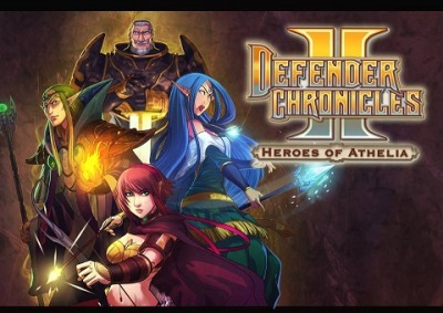 Defenders Chronicles 2: Heroes of Athelia