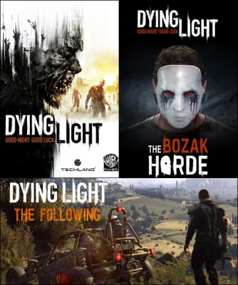 Dying Light / Dying Light: The Following - DLC