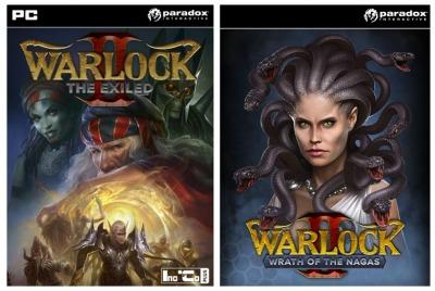 """Warlock 2"" & ""Warlock 2: Revenge of the Nagas"""